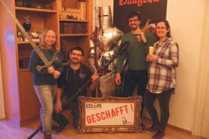 Mittelalter Escape Room Leipzig