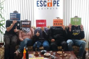 Room Escape Challenge Leipzig