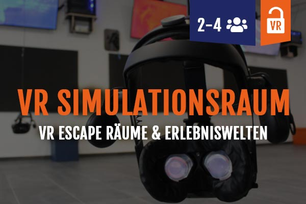 VR Escape Rooms und Virtual Reality Arcade Leipzig