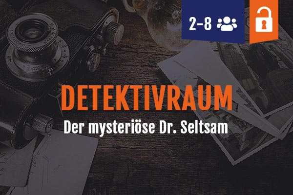 Detektiv Escape Room Leipzig