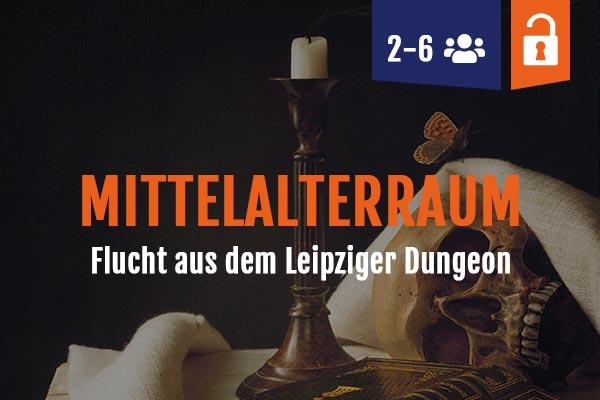 Mittelalterraum Leipziger Dungeon